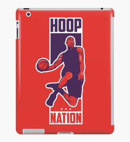 Hoop Nation iPad Case/Skin