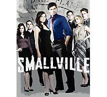 Smallville Season 1  Photographic Print