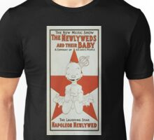 Performing Arts Posters The newlyweds and their baby the new music show a company of 60 and people 0102 Unisex T-Shirt