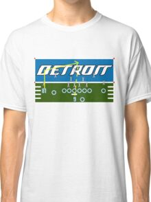 Detroit Touchdown Classic T-Shirt