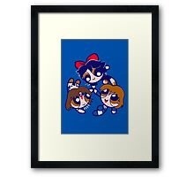 Adventure Girls Framed Print