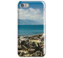 rock and sea iPhone Case/Skin