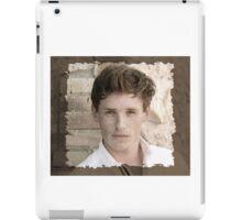 Eddie Redmayne iPad Case/Skin