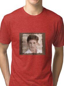 Eddie Redmayne Tri-blend T-Shirt