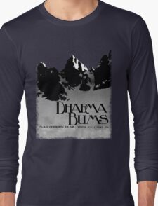dharma bums - matterhorn peak Long Sleeve T-Shirt