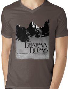 dharma bums - matterhorn peak Mens V-Neck T-Shirt