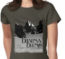 dharma bums - matterhorn peak Womens Fitted T-Shirt
