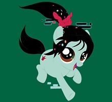 Pony Vanellope Womens Fitted T-Shirt