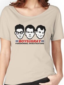 Boys in Gray Women's Relaxed Fit T-Shirt