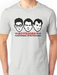 Boys in Gray Unisex T-Shirt