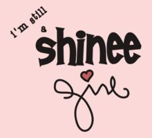 SHINee Girl Kids Clothes