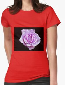Fallen From Paradise - Fragrant Blue Moon Rose T-Shirt
