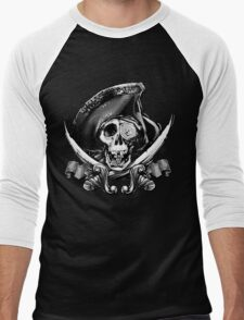 Never Say Die - One Eyed Willie Men's Baseball ¾ T-Shirt