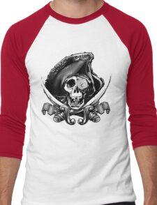Never Say Die - One Eyed Willie Men's Baseball ¾ T-Shirt