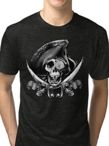 Never Say Die - One Eyed Willie Tri-blend T-Shirt