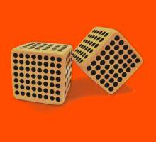 loaded dice  Kids Tee