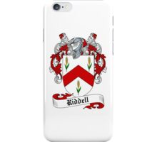Riddell  iPhone Case/Skin