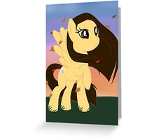 Pony Pocahantas Greeting Card