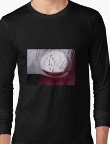 A glimpse of my world in a bubble Long Sleeve T-Shirt