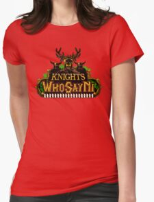 World of Ni-Craft Womens Fitted T-Shirt