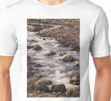 White River Rush - 1 ©  Unisex T-Shirt