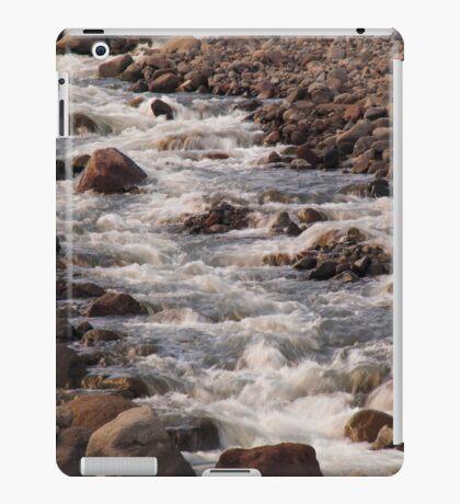 White River Rush - 1 ©  iPad Case/Skin