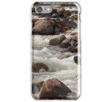 White River Rush - 2 ©  iPhone Case/Skin
