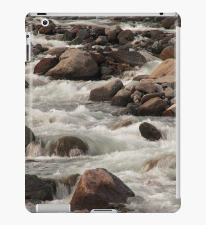 White River Rush - 2 ©  iPad Case/Skin