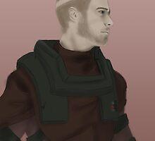 Vigilante Scout by Bedky