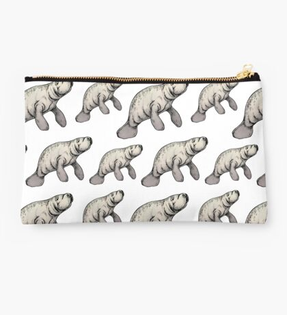 Manatee party! Studio Pouch