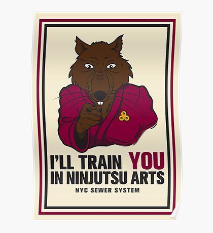 Sensei Poster