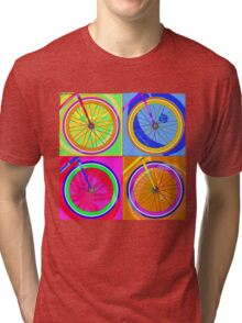 Fixie Pop Tri-blend T-Shirt