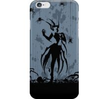 Elise, the Spider Queen iPhone Case/Skin