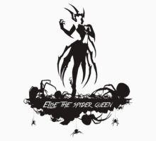 Elise, the Spider Queen T-Shirt
