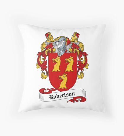 Robertson  Throw Pillow
