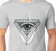 Triangle glow - liberty Unisex T-Shirt
