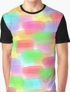 Arty Block Graphic T-Shirt