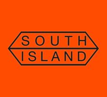 south island logo by dennis william gaylor