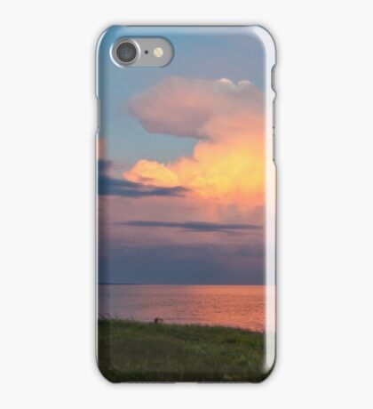 thunderstorm cloud iPhone Case/Skin