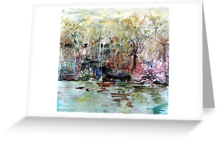 by the river by melodious