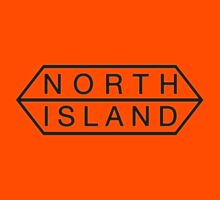north island logo by dennis william gaylor