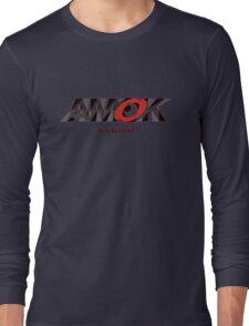 AMOK - new zealand Long Sleeve T-Shirt