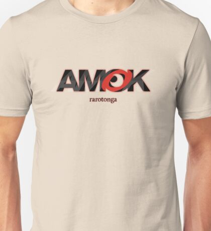 AMOK - rarotonga Unisex T-Shirt