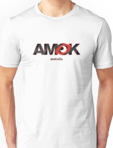 AMOK - australia Unisex T-Shirt