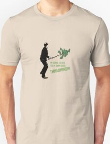 Good Thrashing! – Basil Fawlty T-Shirt