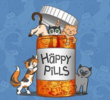 Happy Pills by helenasia