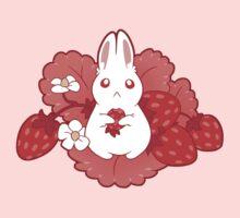 Strawbunny Delight Baby Tee