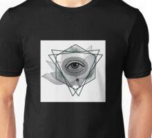 Lotus flower - God eye Unisex T-Shirt