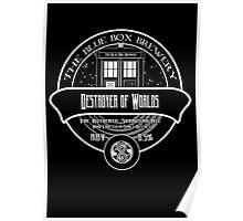 Destroyer of Worlds Ale Poster