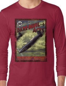 Dare-Devil Aces circa 1938 Long Sleeve T-Shirt